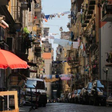 Week end @ Napoli