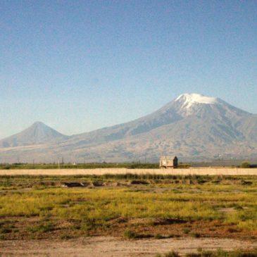 Armenia e Georgia (Orientale) in cinque e quattr'otto