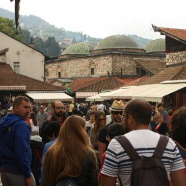 Sarajevo, un gioiello nel cuore d'Europa