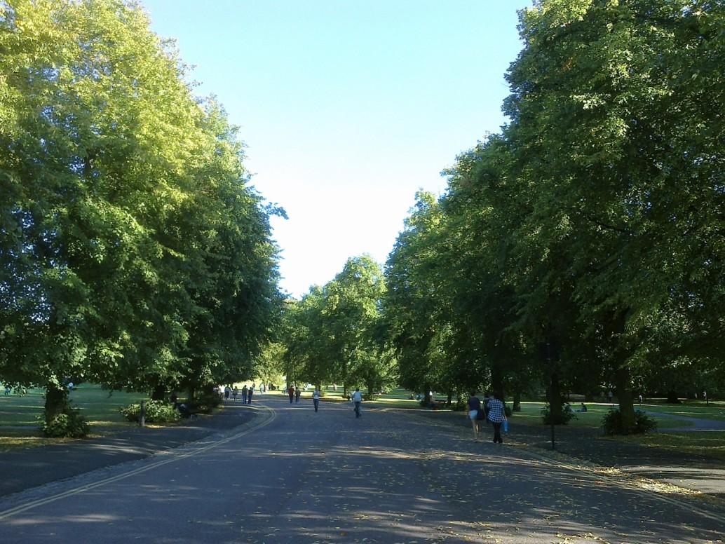 visitare-londra-Greenwich park