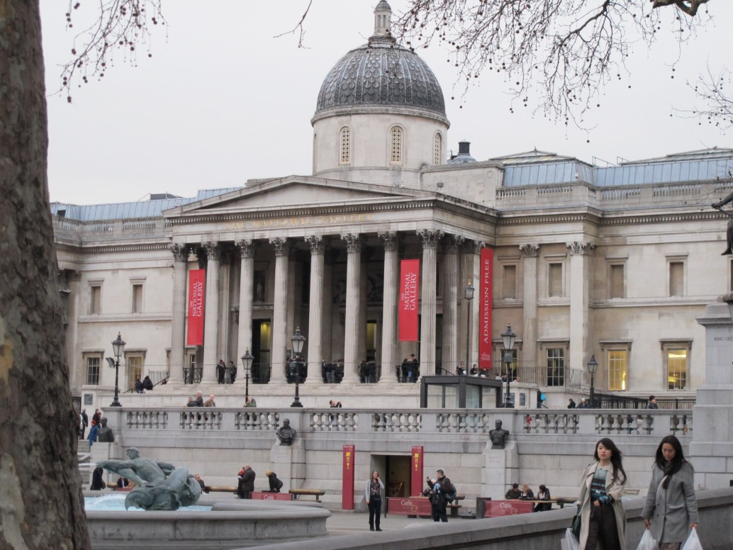 visitare-londra-National gallery