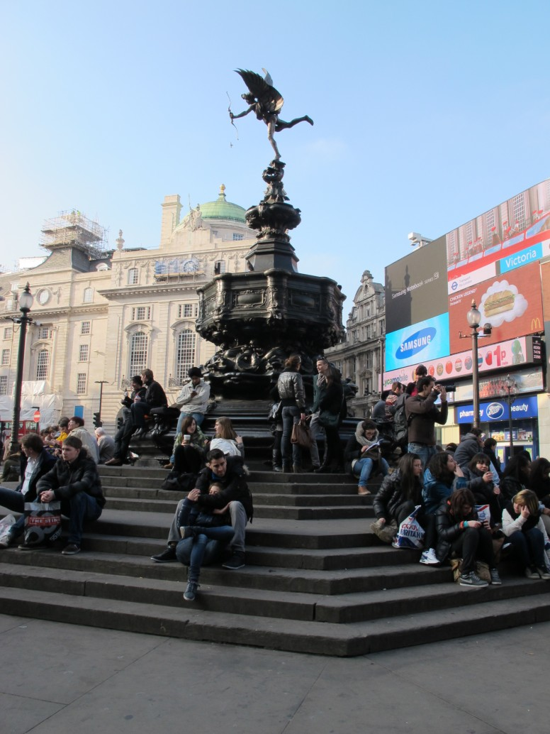 visitare-londra-Piccadilly Circus