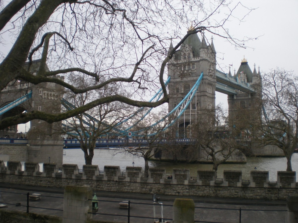 visitare-londra-Tower bridge