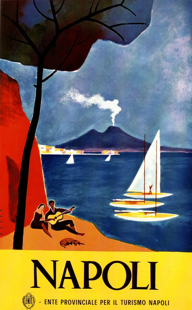 poster-vintage-campania-napoli-2