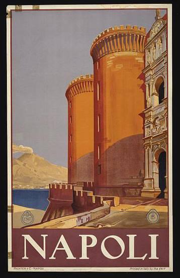 poster-vintage-campania-napoli