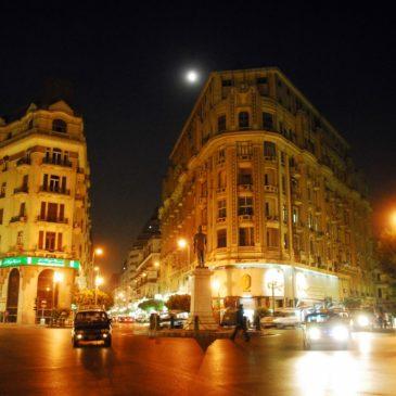 A spasso tra i palazzi storici del Cairo