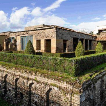 Villa dei Misteri – Splendore dal passato
