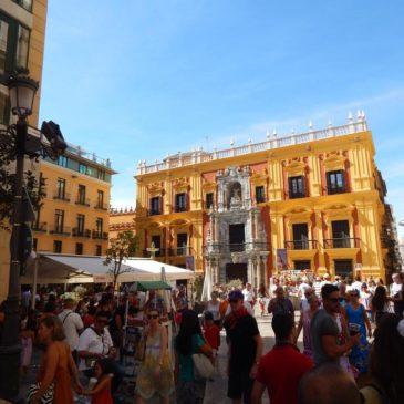 Malaga, voglia di Mediterraneo
