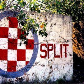 Spalato, la Torcida e l'Hajduk